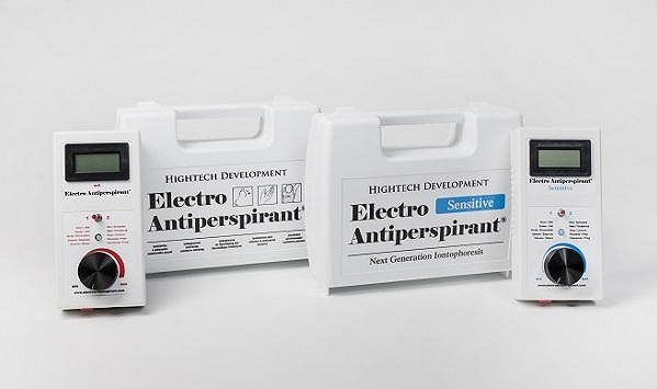Electro AntiperspirantR a nový Electro AntiperspirantR Sensitive