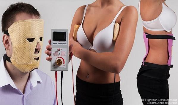 Adaptéry Electro Antiperspirant