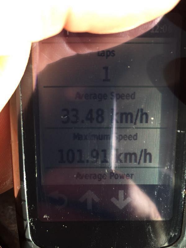 Tachometr Marka Cavendishe.