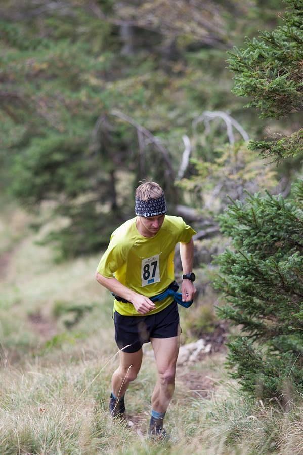 Tomáš Maceček vyhledává kopce, přírodu, schody. To je jeho revír.