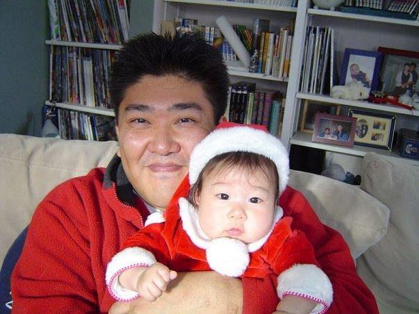 Jusuke Kirimoto nebyl vždy plný zdraví a energie. 50 kilo muselo dolů. Kvůli dceři.