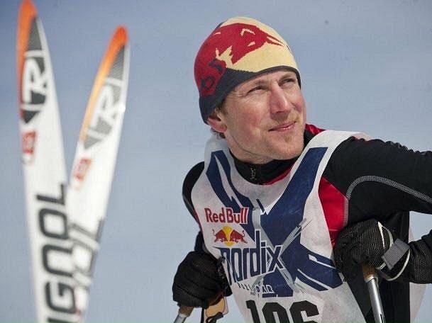 Triatlet Jan Kubíček nezapomíná na dobrou průpravu ani v zimě.
