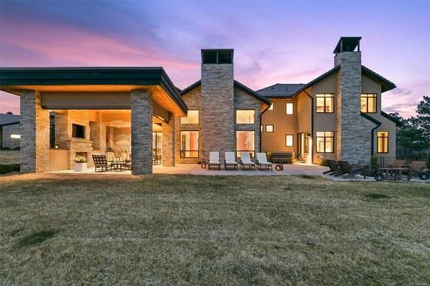 Usedlost Milana Hejduka v Coloradu je na prodej.