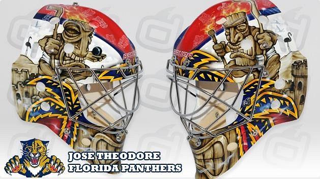Jose Theodore, Florida Panthers