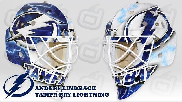 Anders Lindbäck, Tampa Bay Lightning