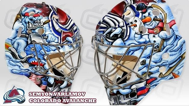 Semjon Varlamov, Colorado Avalanche