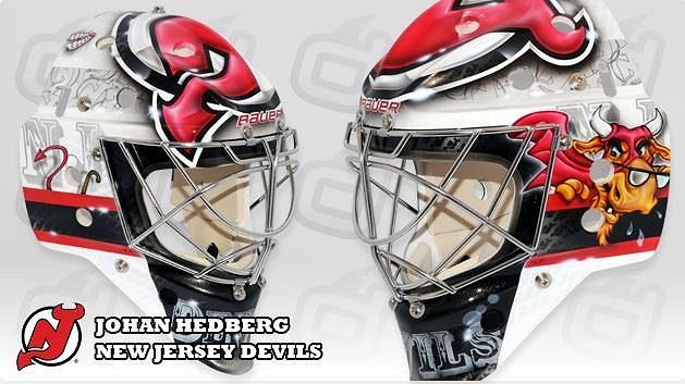 Johan Hedberg, New Jersey Devils