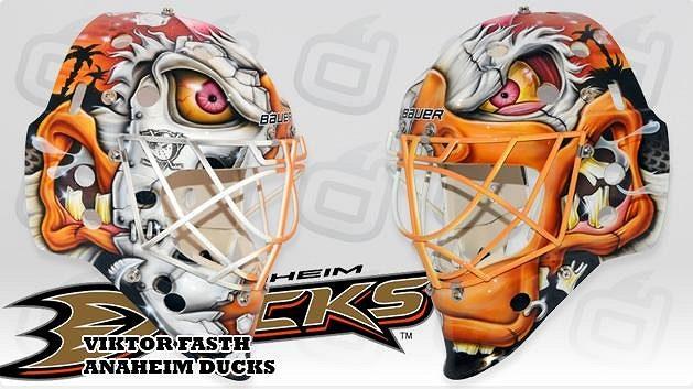 Viktor Fasth, Anaheim Ducks
