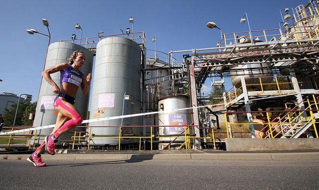 Půlmaratón v Ústí nad Labem nabízí neobvyklou trasu.