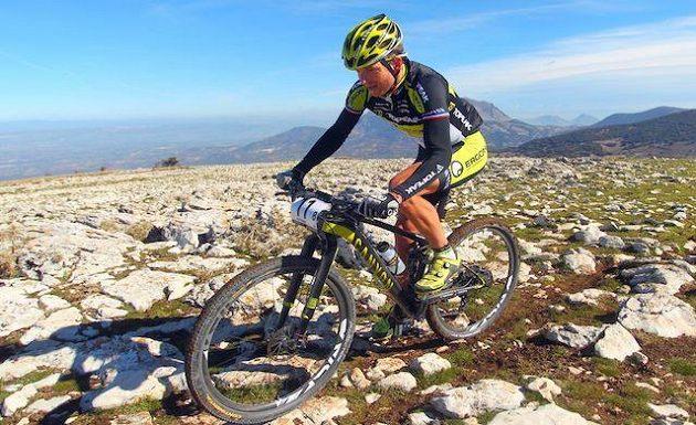 Kristián Hynek při letošním závodě v Andalusii.