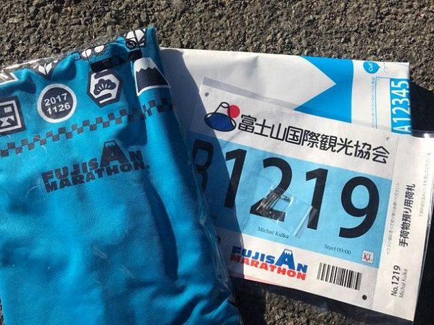 Fujisan Marathon - Jde se na to!
