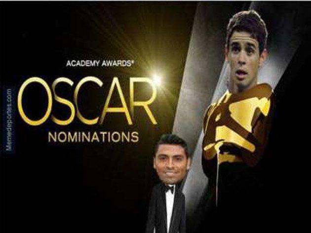 Jaru nominovali i na Oscara, tedy toho brazilského...