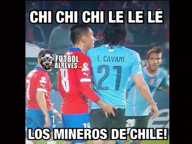 Chilští horníci?