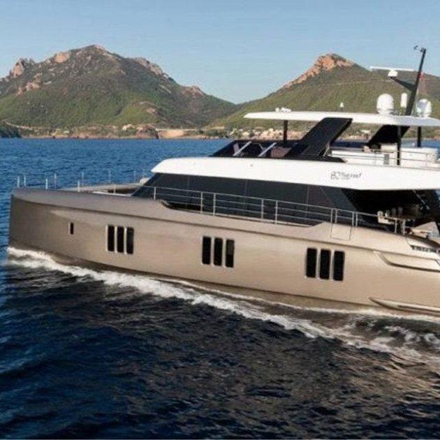 Luxusní jachta Rafaela Nadala