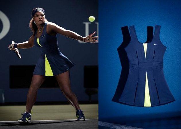 Ranařka Serena Williamsová