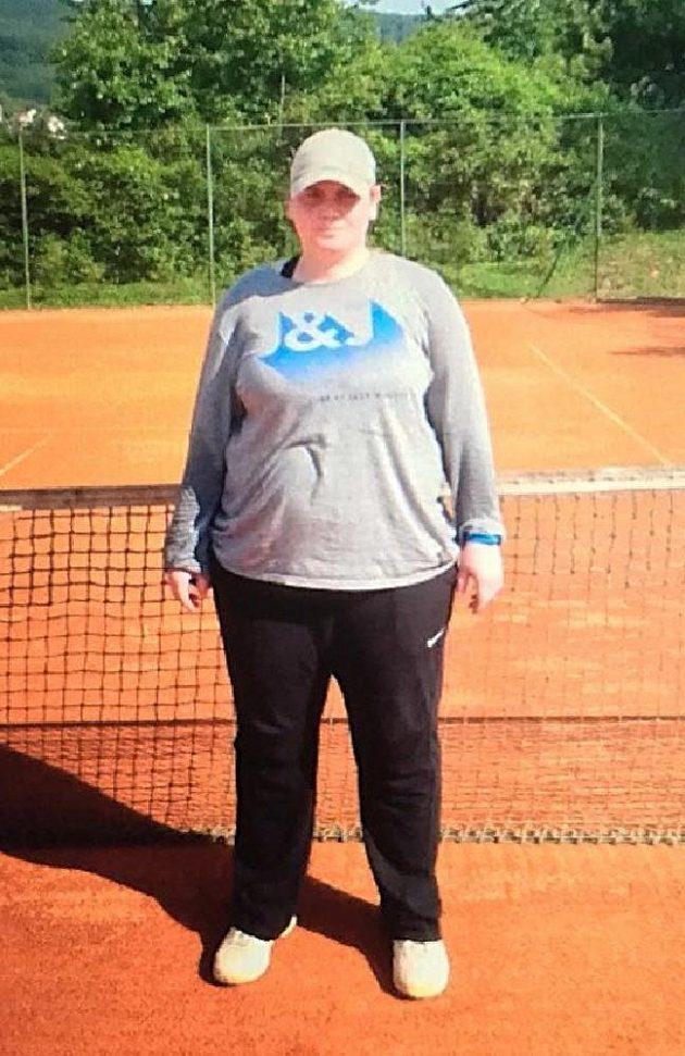 Jelena Dokičová i kvůli problémům se štítnou žlázou po skončení kariéry hodně přibrala.