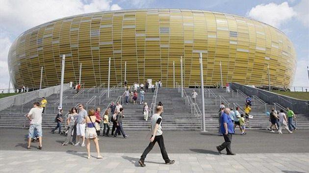 Fotbalový stadión Gdaňsk