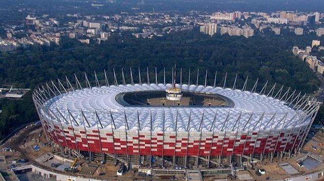 Fotbalový stadión ve Varšavě