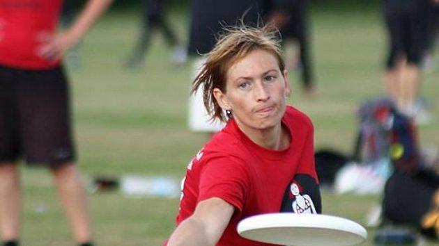 Z loňského klubového ME v Londýně si Jana Vejmelková v barvách Hot Beaches odvezla bronzovou medaili a cenu Spirit of the Game.