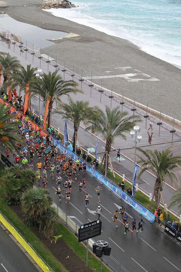 French Riviera Marathon: Dobrým výkonům přeje také zdejší klima a mořský vzduch.