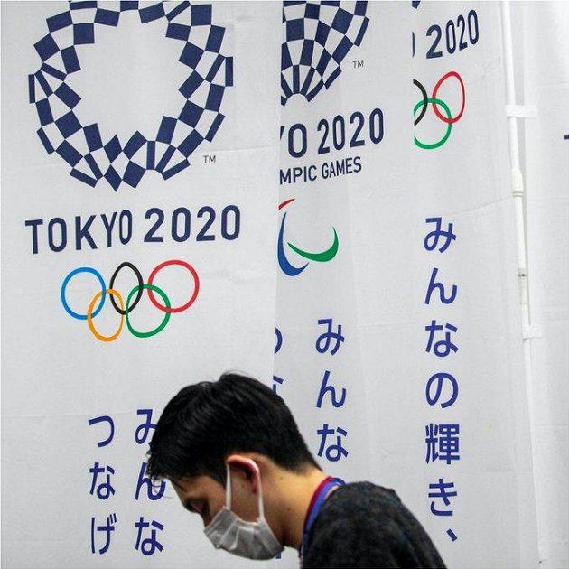 Olympijské hry v Tokiu? Nad největším sportovním svátkem světa visí kvůli pandemii koronaviru pro letošek velký otazník.