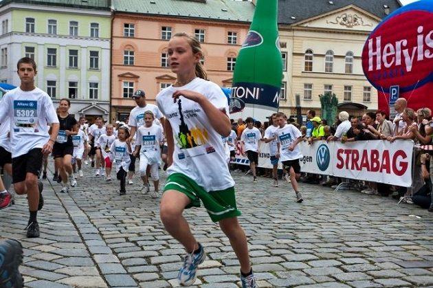V Olomouci se poběží i řada doprovodných akcí k půlmaratónu