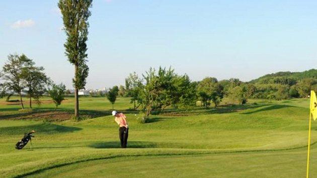 Prague City Golf Club na Zbraslavi