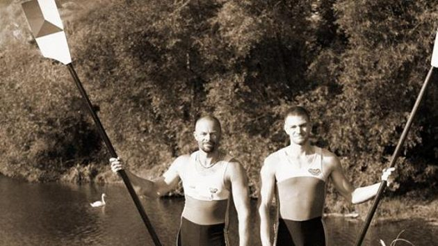 Václav Chalupa (vlevo) a Ondřej Synek