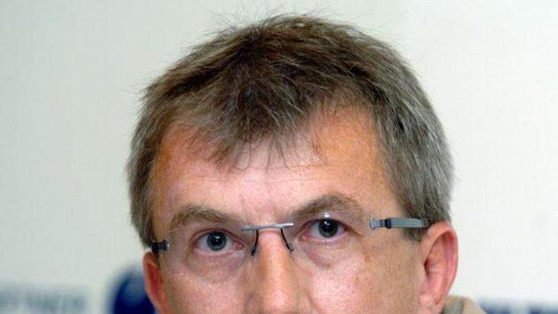 Sportovní ředitel skokanského úseku Rostislav Jozífek.