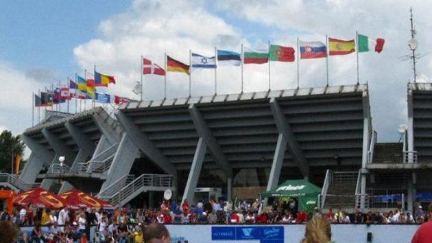 Pražský turnaj se těšil přízni diváků
