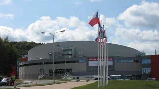 KV Aréna v Karlových Varech