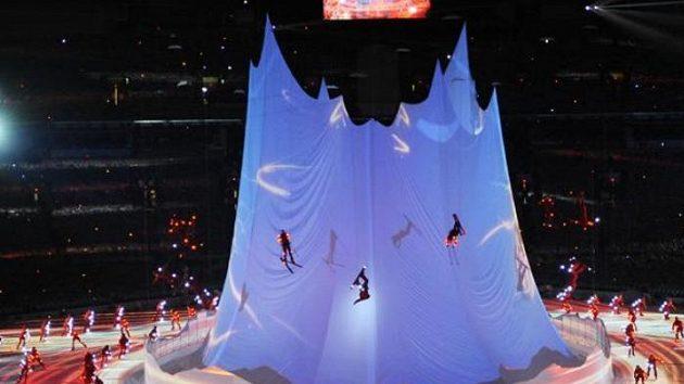 Slavnostní zahájení XXI. Zimních olympijských her