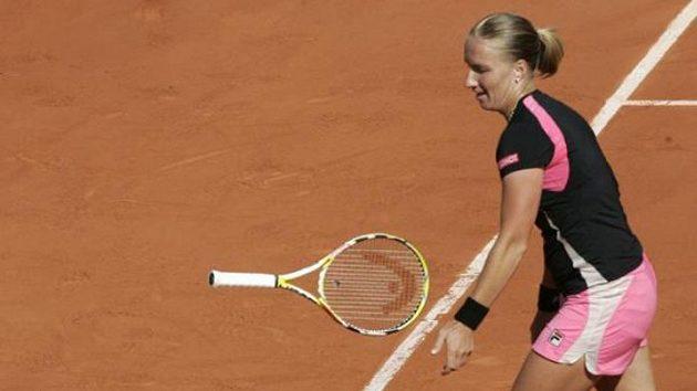 Světlana Kuzněcovová v semifinále French Open