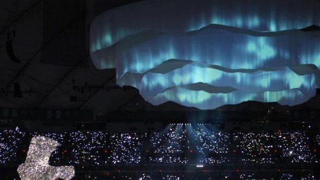 Zahájení XXI. Zimních olympijských her ve Vancouveru