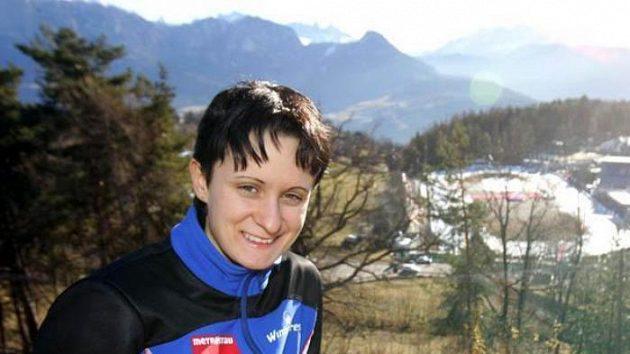Martina Sáblíková v roce 2007