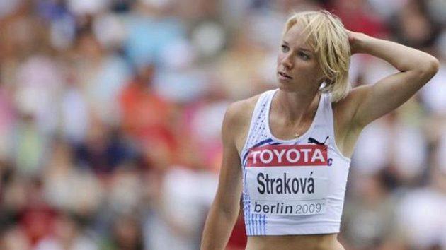 Pro výškařku Ivu Strakovou skončilo MS v Berlíně už v kvalifikaci.