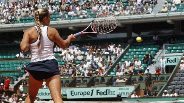 Dominika Cibulková v semifinále French Open