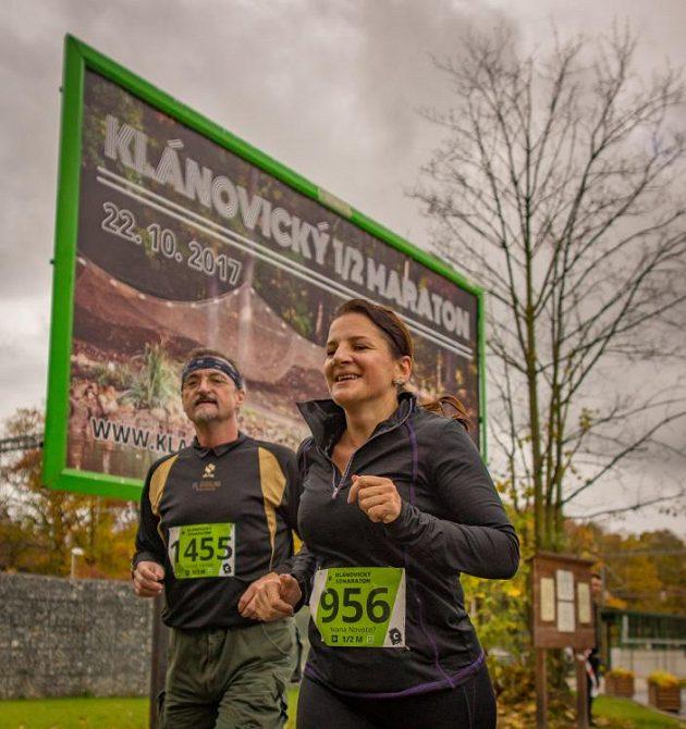 Popularita Klánovického 1/2maratonu stále roste.