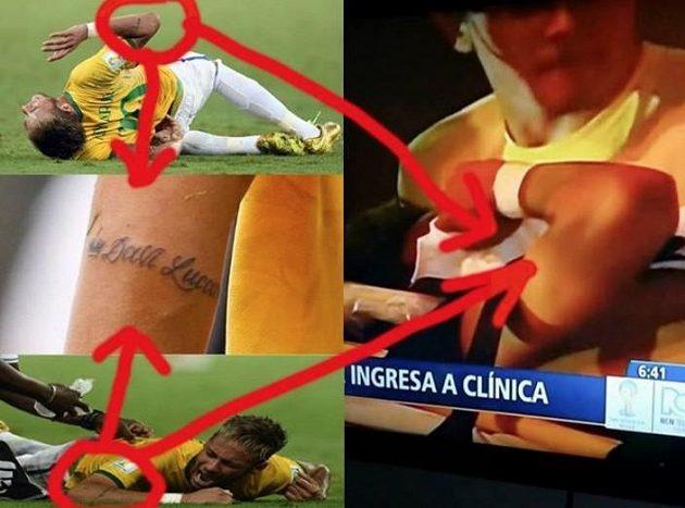 Je to Neymar?