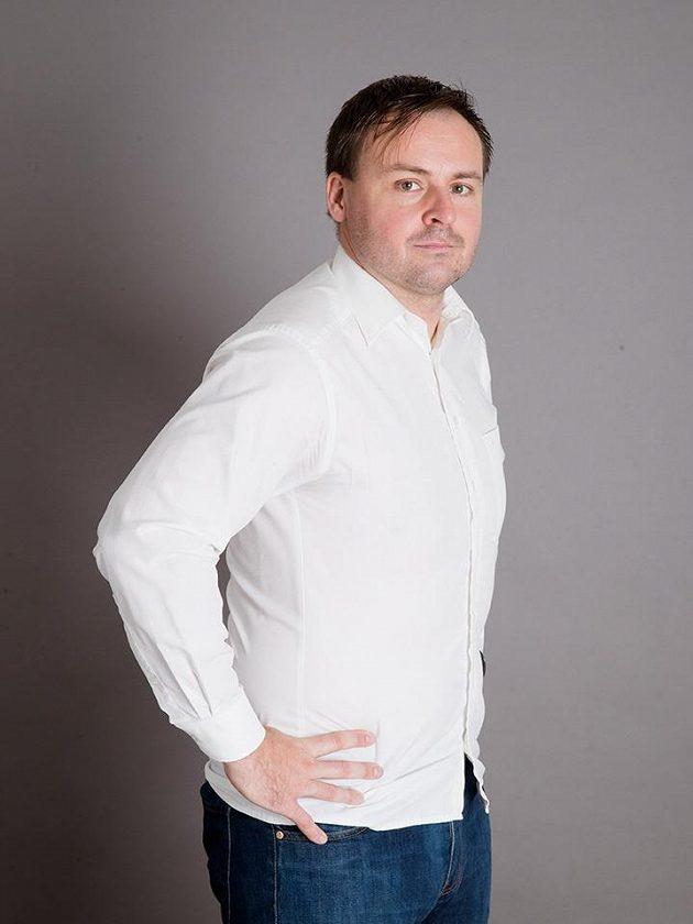 Hlavní skaut společnosti Sport Invest Viktor Schejbal.