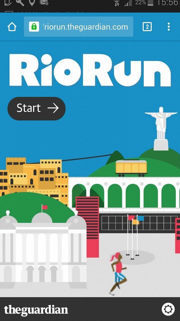 V Riu odteď může běhat každý.