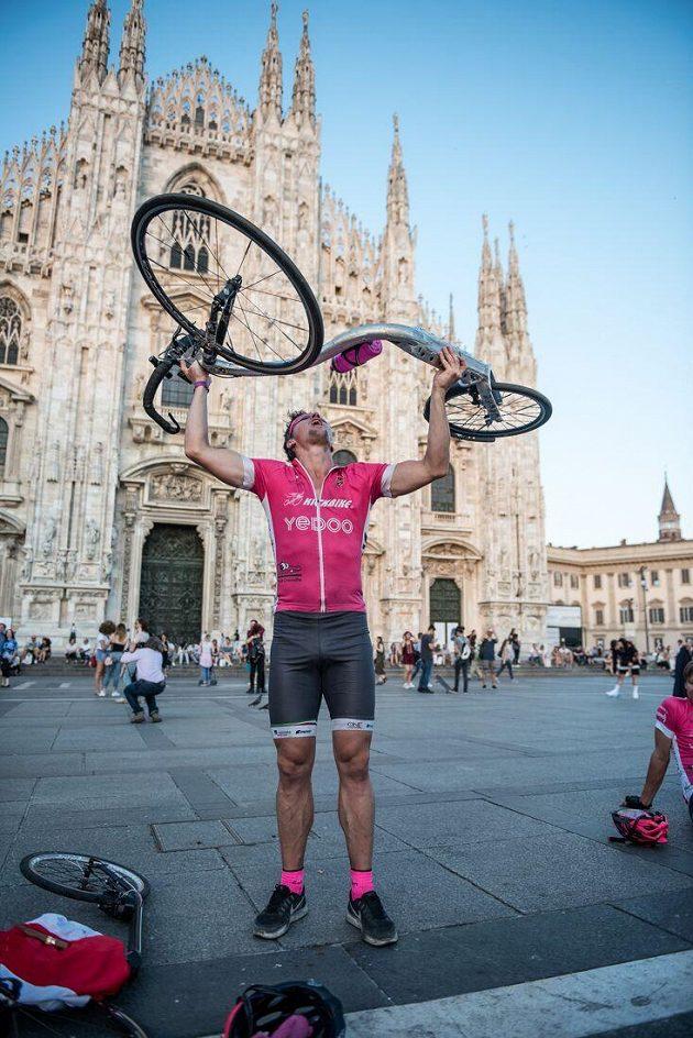 Kick Italy 2017: Pane bože, i když nejsi, stejně ti děkuju!