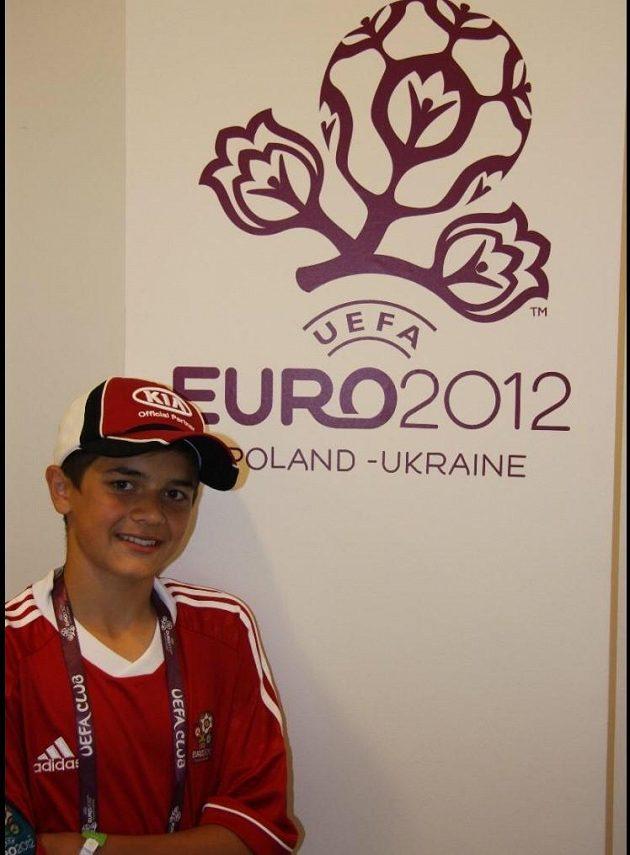 Patrik Žitný si svou misi na EURO 2012 patřičně užil...