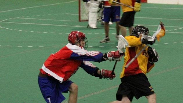Canada Day Tournament, Calgary 2010, LCC Wolves–High River Heat