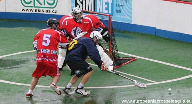 Evropská lakrosová liga 2012, turnaj 3