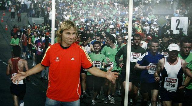 Jak zvládne svůj první maratón v životě...?