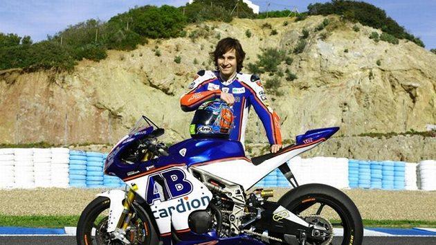 Karel Abraham se musel před sezónou seznámit s úplně novou technikou třídy Moto2.