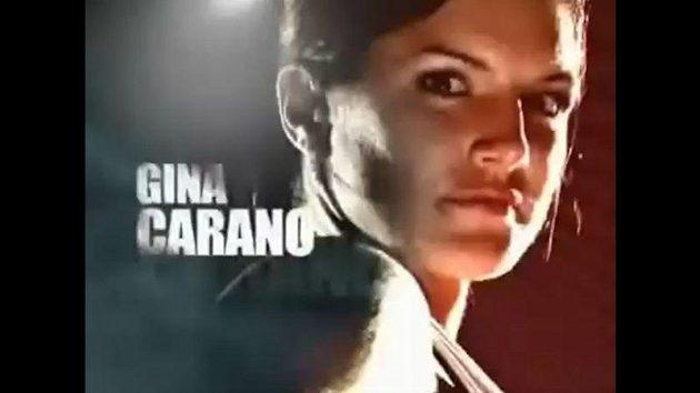 Gina Carano.