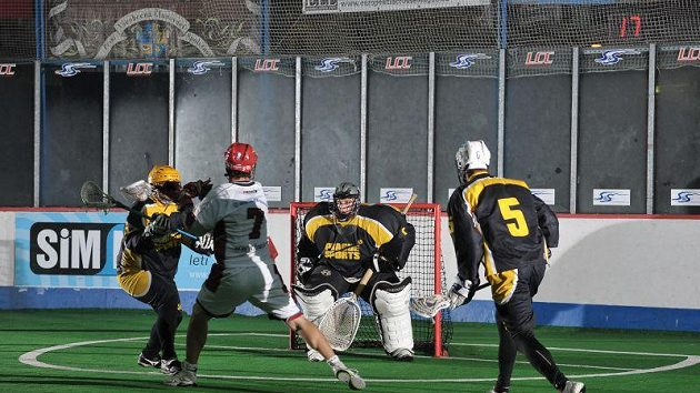 Finále ELL 2011, Bats Lacrosse - Prague Sports