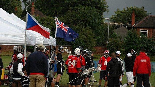 Mistrovství světa ve fieldlakrosu, Česká republika–Nový Zéland